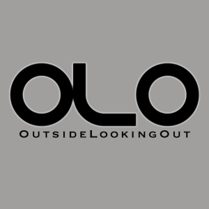 OLO: Outside Looking Out; The Future Was Yesterday - Men's Premium T-Shirt
