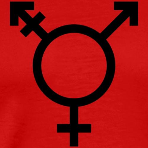 Transgender sign - Men's Premium T-Shirt