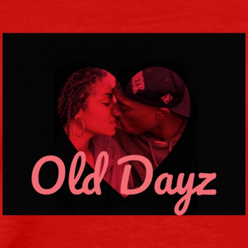 OldDayz Poetic Justice Appreciation - Men's Premium T-Shirt