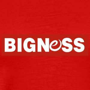 BIGNESS E Cola - Men's Premium T-Shirt