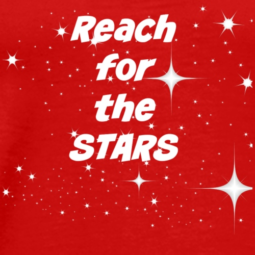 Reach for the stars - Men's Premium T-Shirt