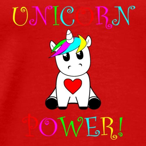 Unicorn Power! - Men's Premium T-Shirt
