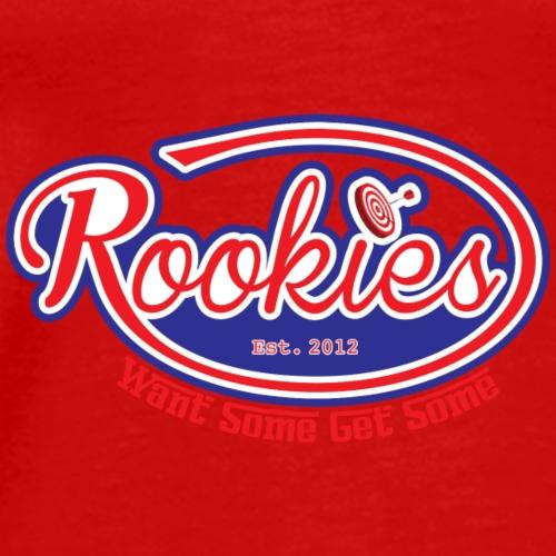 Rookies Logo - Men's Premium T-Shirt