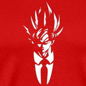 super saiyan Mr goku t shirt - Men's Premium T-Shirt