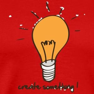 Create something - Men's Premium T-Shirt