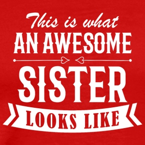 Awesome Sister - Men's Premium T-Shirt