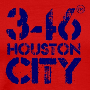 346 HOUSTON CITY - Men's Premium T-Shirt