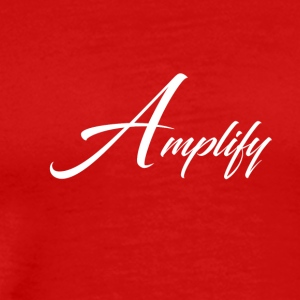 Amplify - Men's Premium T-Shirt