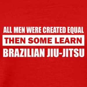 jiu jitsu design - Men's Premium T-Shirt