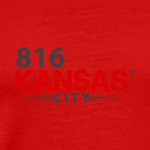 816 kANSAS CITY - Men's Premium T-Shirt