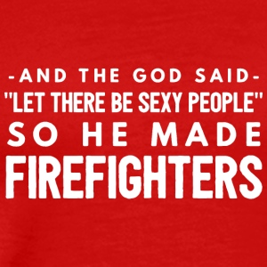 Firefighters - Men's Premium T-Shirt