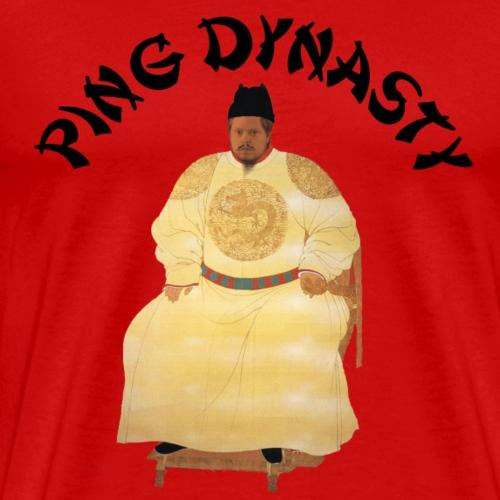 Ping Dynasty - Men's Premium T-Shirt