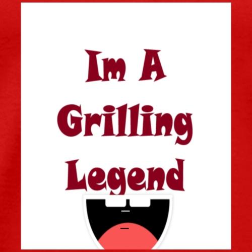 Grilling - Men's Premium T-Shirt