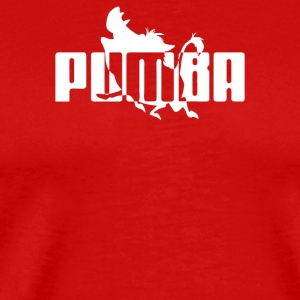 PUMBA - Men's Premium T-Shirt