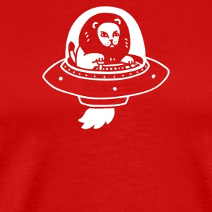 Alion and UFO - Men's Premium T-Shirt