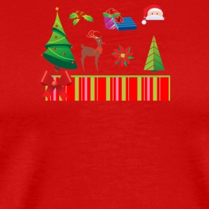 Christmas Elements 2 - Men's Premium T-Shirt