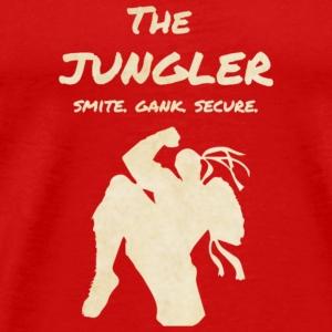T-shirt League of legends : The Jungler / Lee sin - T-shirt premium pour hommes