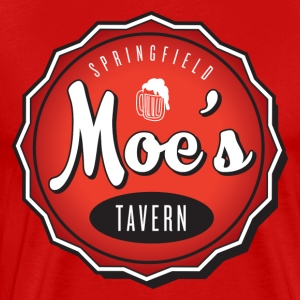 Moes Tavern - Men's Premium T-Shirt