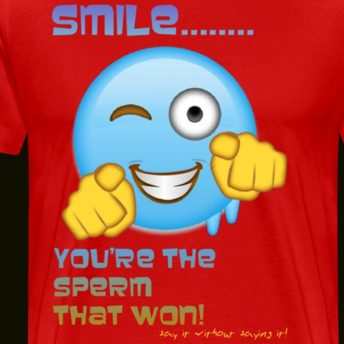 You a winner! - Men's Premium T-Shirt