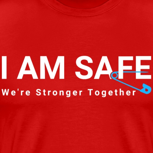 I AM SAFE Affirmation - Men's Premium T-Shirt