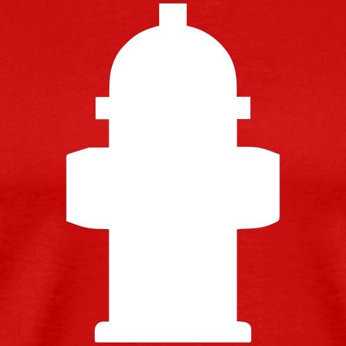 Fire Hydrant - Men's Premium T-Shirt