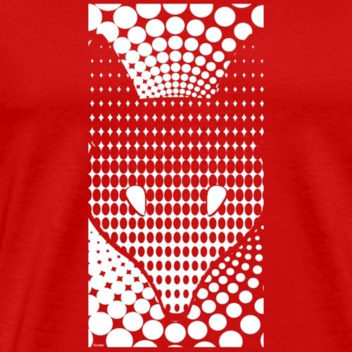 fox on the run - Men's Premium T-Shirt