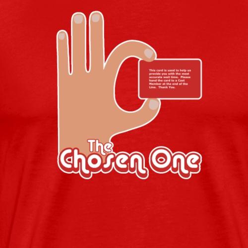 The Chosen One - Men's Premium T-Shirt