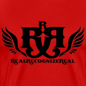 RealRecognizeReal - Men's Premium T-Shirt