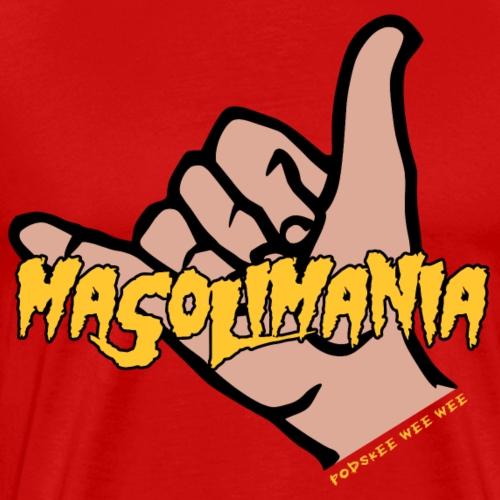 Masolimania - Men's Premium T-Shirt