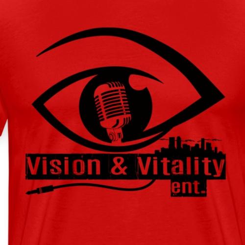 Vision & Vitality Entertainment - Men's Premium T-Shirt