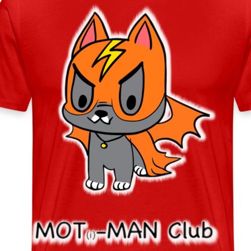Mot(i)-Man Club - Men's Premium T-Shirt
