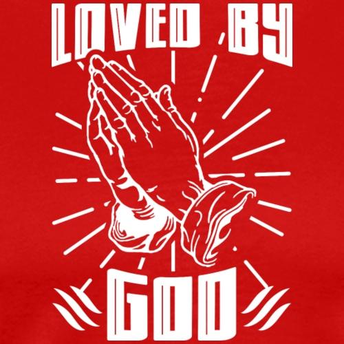 Loved By God - Men's Premium T-Shirt