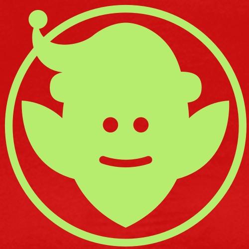 Christmas Elf Avatar - Men's Premium T-Shirt