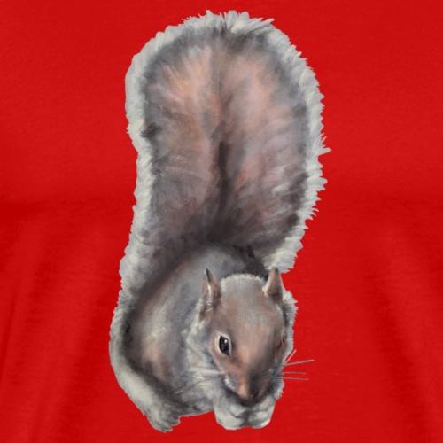 Gray squirrel - Men's Premium T-Shirt