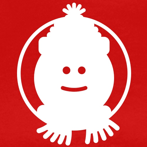 Christmas Snowman Avatar - Men's Premium T-Shirt