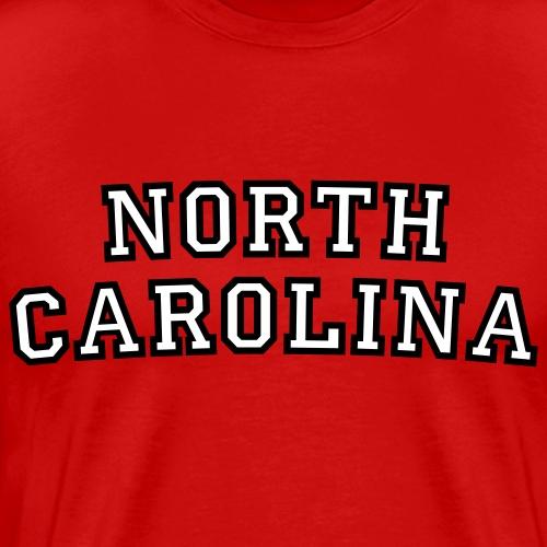 North Carolina - Men's Premium T-Shirt