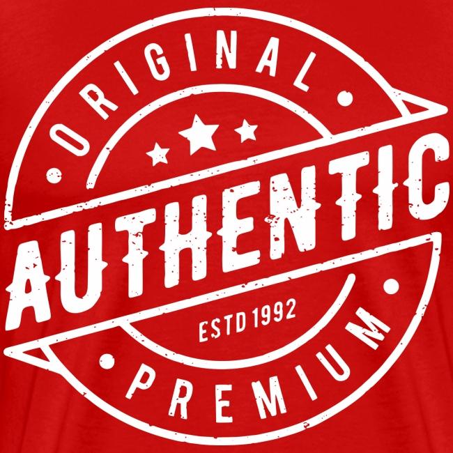authentic original premium