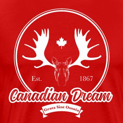 Original Canadian Dream - Men's Premium T-Shirt