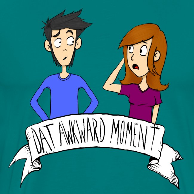 awkward moment design copy
