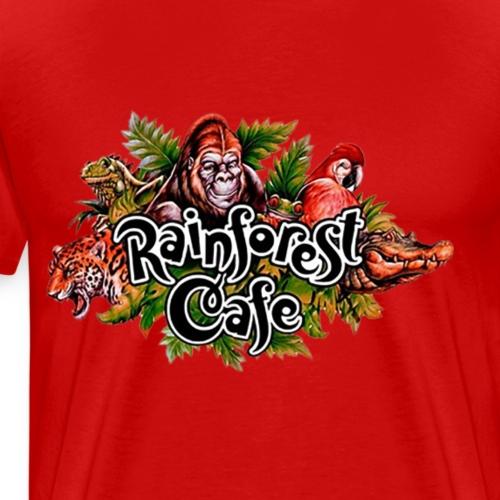 Rainforest Cafe - Men's Premium T-Shirt