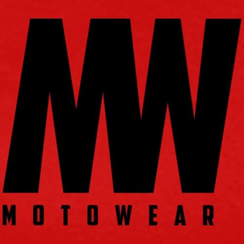 Motowear Logo ICON black - Men's Premium T-Shirt