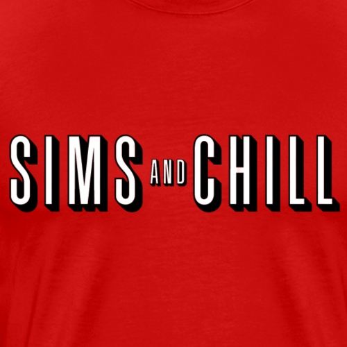 Sims & Chill - Men's Premium T-Shirt