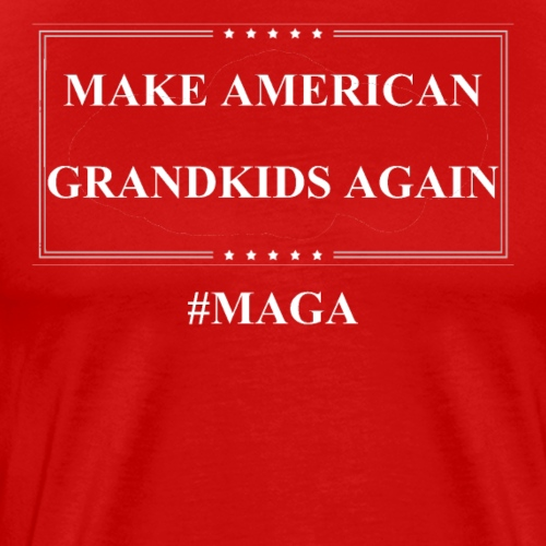 Make American Grandchildren Again - Men's Premium T-Shirt