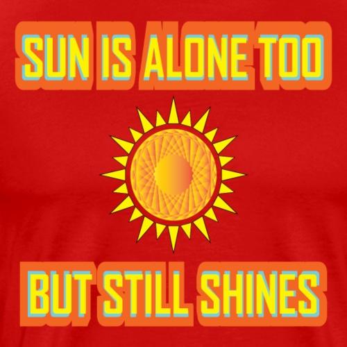 Single Sun - Men's Premium T-Shirt