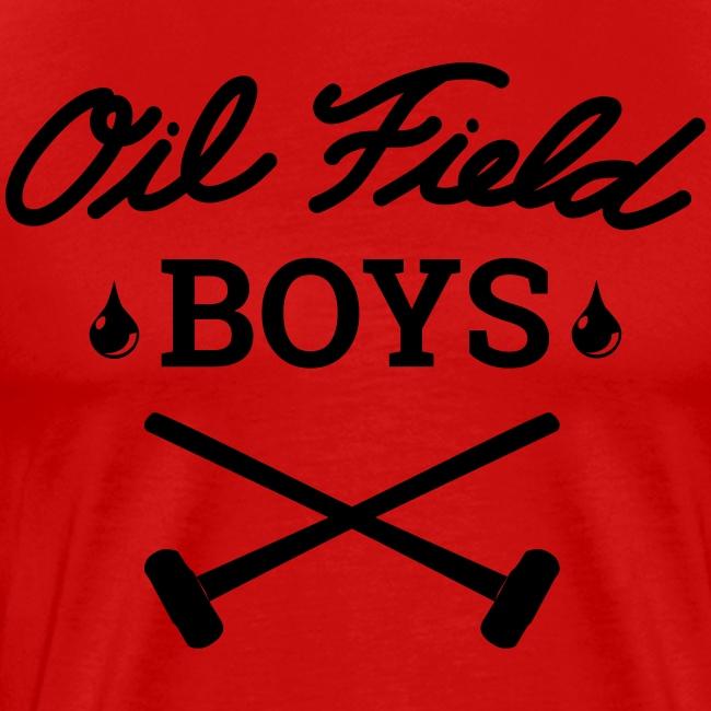 Oil Field Boys Black