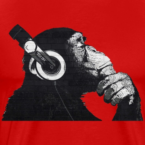 Monkey Jams - Men's Premium T-Shirt