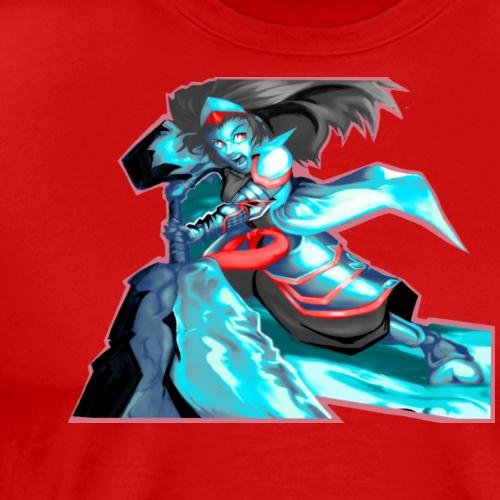 Anime Warrior - Men's Premium T-Shirt