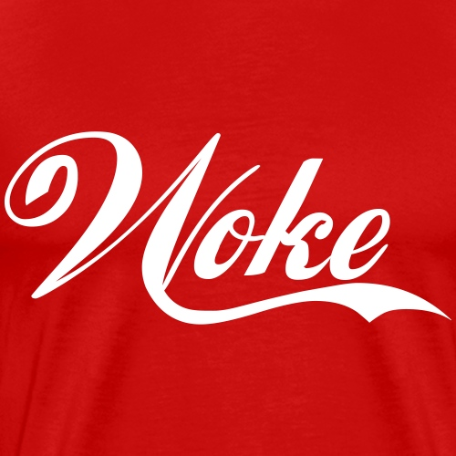 Woke - Men's Premium T-Shirt