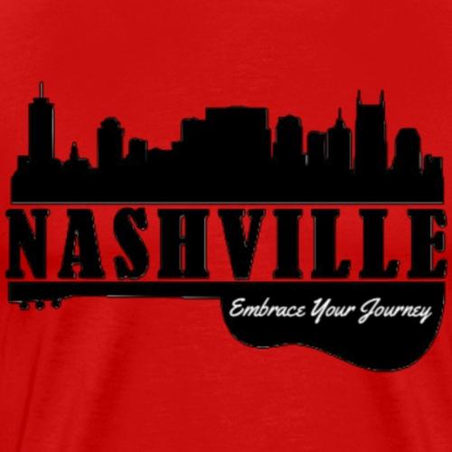Nashville - Embrace Your Journey - Men's Premium T-Shirt