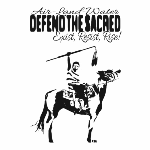 defend the sacred 2 - Men's Premium T-Shirt